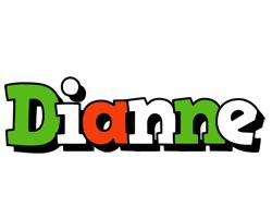 Dianne venezia logo