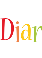 Diar birthday logo