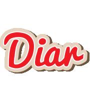 Diar chocolate logo