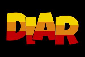 Diar jungle logo