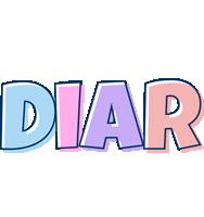 Diar pastel logo
