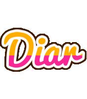 Diar smoothie logo