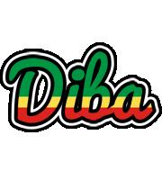 Diba african logo