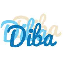 Diba breeze logo