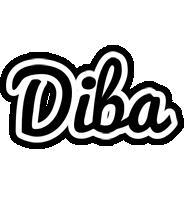Diba chess logo