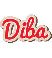 Diba chocolate logo