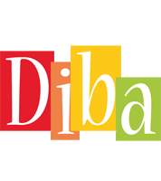 Diba colors logo