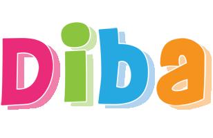 Diba friday logo