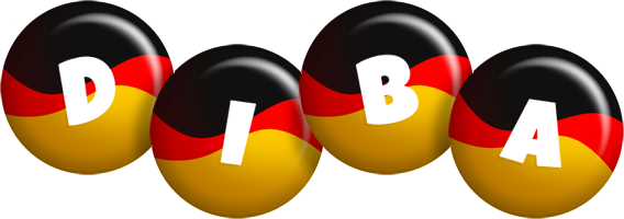 Diba german logo