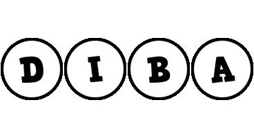 Diba handy logo