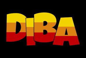 Diba jungle logo