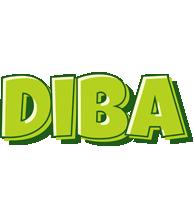 Diba summer logo