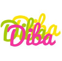 Diba sweets logo