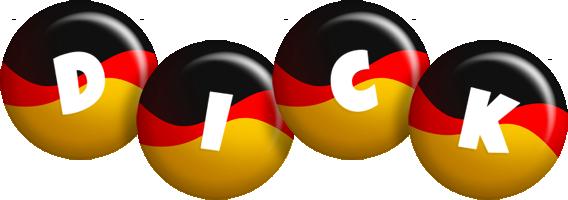 Dick german logo