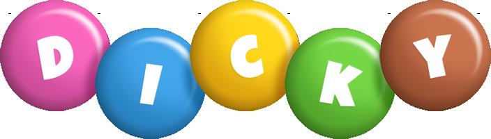 Dicky candy logo