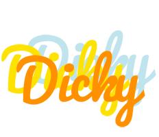 Dicky energy logo