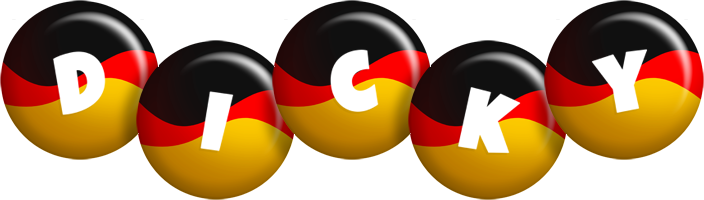 Dicky german logo