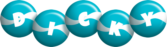 Dicky messi logo