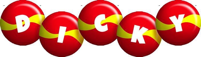 Dicky spain logo