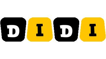 Didi boots logo