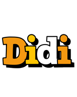 Didi cartoon logo
