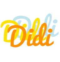 Didi energy logo