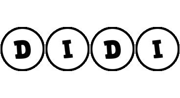 Didi handy logo
