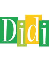 Didi lemonade logo