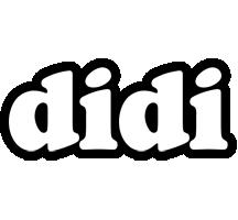 Didi panda logo