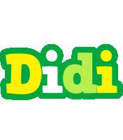 Didi soccer logo