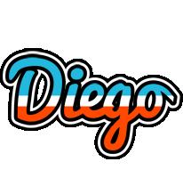 Diego america logo