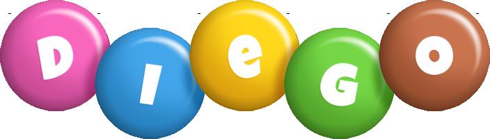 Diego candy logo