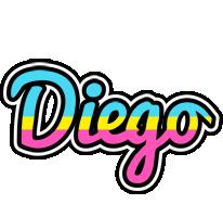 Diego circus logo