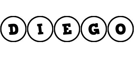 Diego handy logo