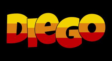 Diego jungle logo