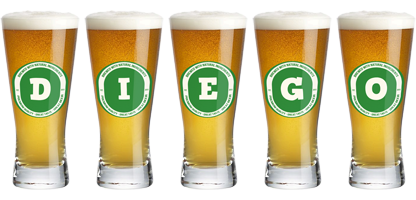 Diego lager logo