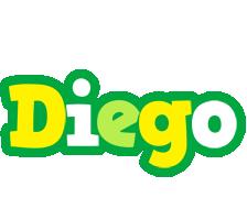 Diego soccer logo