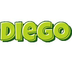 Diego summer logo