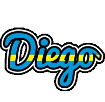 Diego sweden logo