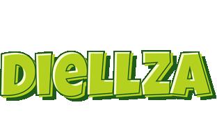 Diellza summer logo