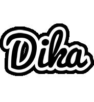 Dika chess logo