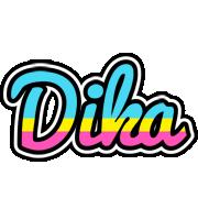 Dika circus logo