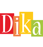 Dika colors logo