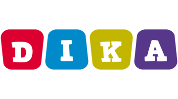 Dika daycare logo