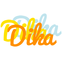 Dika energy logo