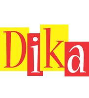 Dika errors logo