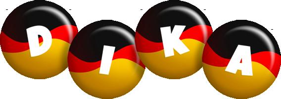 Dika german logo