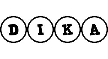 Dika handy logo