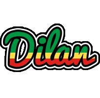 Dilan african logo