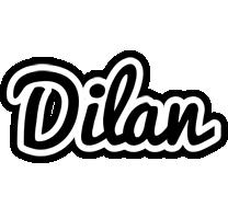 Dilan chess logo